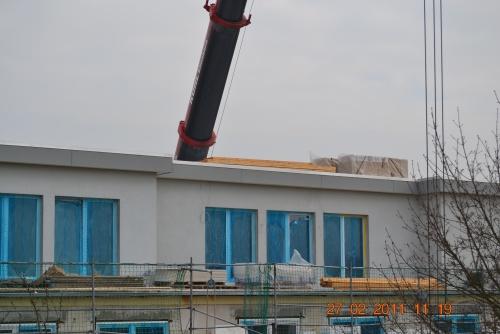 Baustelle Holtenklinker Straße