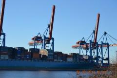 Containerbrücken
