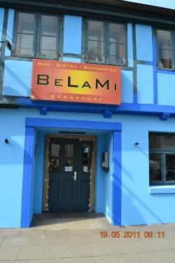 Belami-Eingang