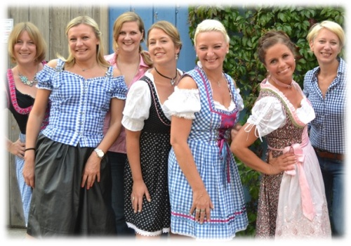 Blog, HeidivomLande, o´zapft is, Oktoberfest, Auf der Wies´n, Oktoberfest 2015, Bergedorf, Löwenbräu
