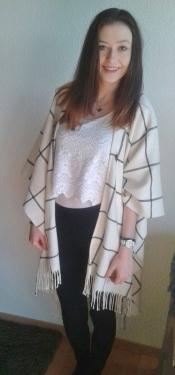 Bergedorf, Fashion, Trend, Poncho, Style, Mode, Celine, Blog, HeidivomLande