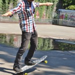 Carl Fölster, YouTube-Star, Longboarding, Bergedorf, Workshop
