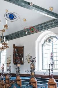 HeidivomLande, Blog, Bergedorf, Nacht der Kirchen, Ausstellung, Andrea Madadi