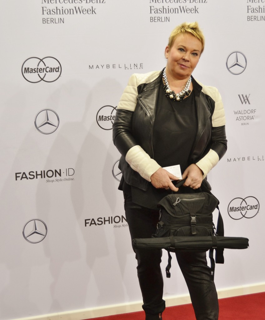 Mercedes Benz Fashion In Berlin