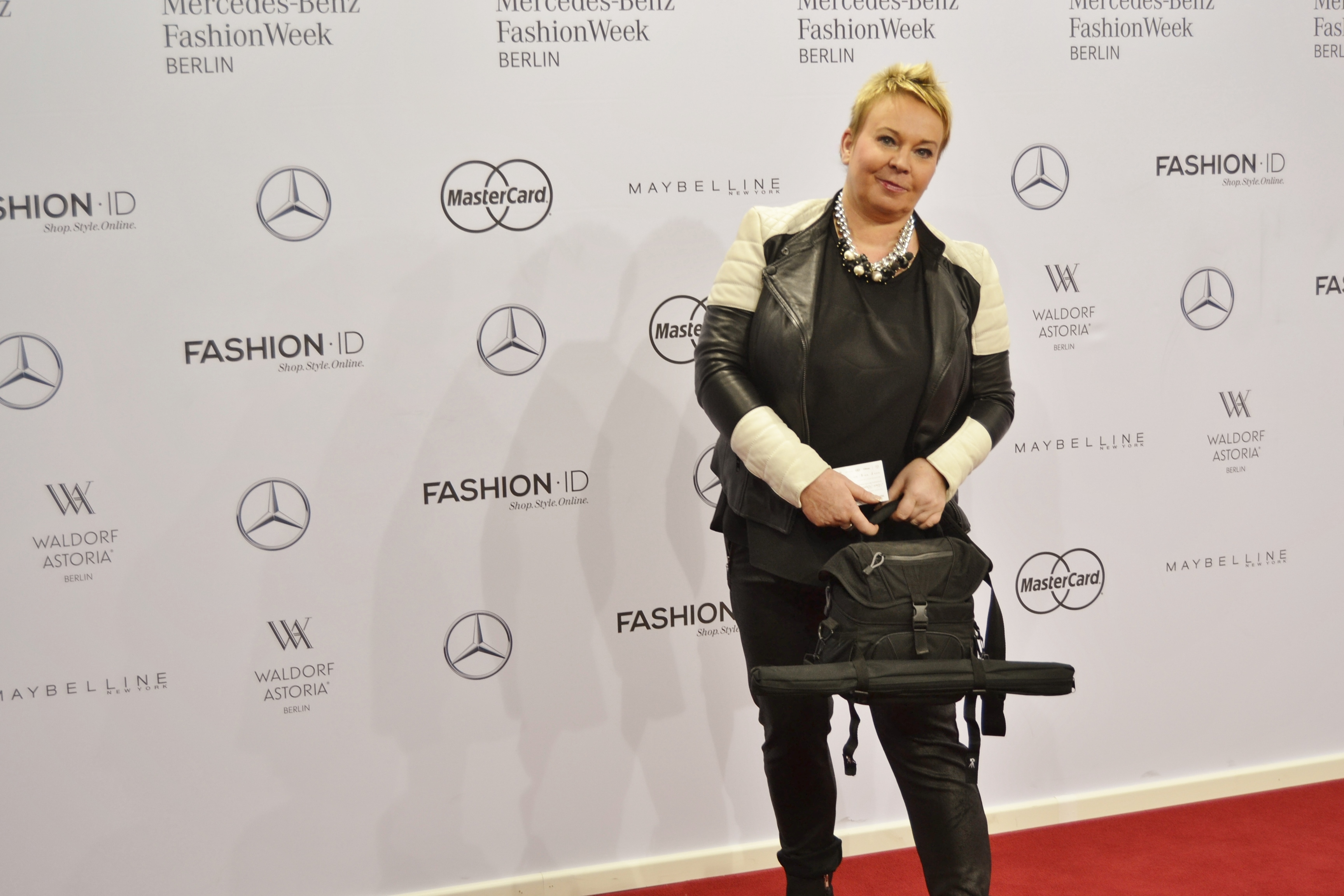 Berlin Fashion Week Mercedes Benz