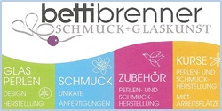 Schmuck, Glaskunst, Schmuckzubehör, Betti Brenner, Heidi vom Lande, Bergedorf, Blog, Homepage, Werbung, Anzeige, Geschäfte, Hamburg