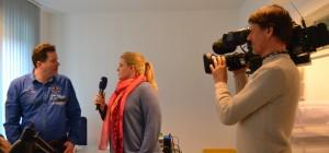 Heidi vom Lande, Bergedorf, Blog, Akkutauschen, Dienstleistung, Reparatur, Service, Frank Bräuer, Homepage, Werbung, Anzeige, Geschäfte, Hamburg, Akkutauschen, Zahnbürsten, E-Bikes, NDR, Hamburg Journal, Filmdreh, Anke Harnack, Moderatorin