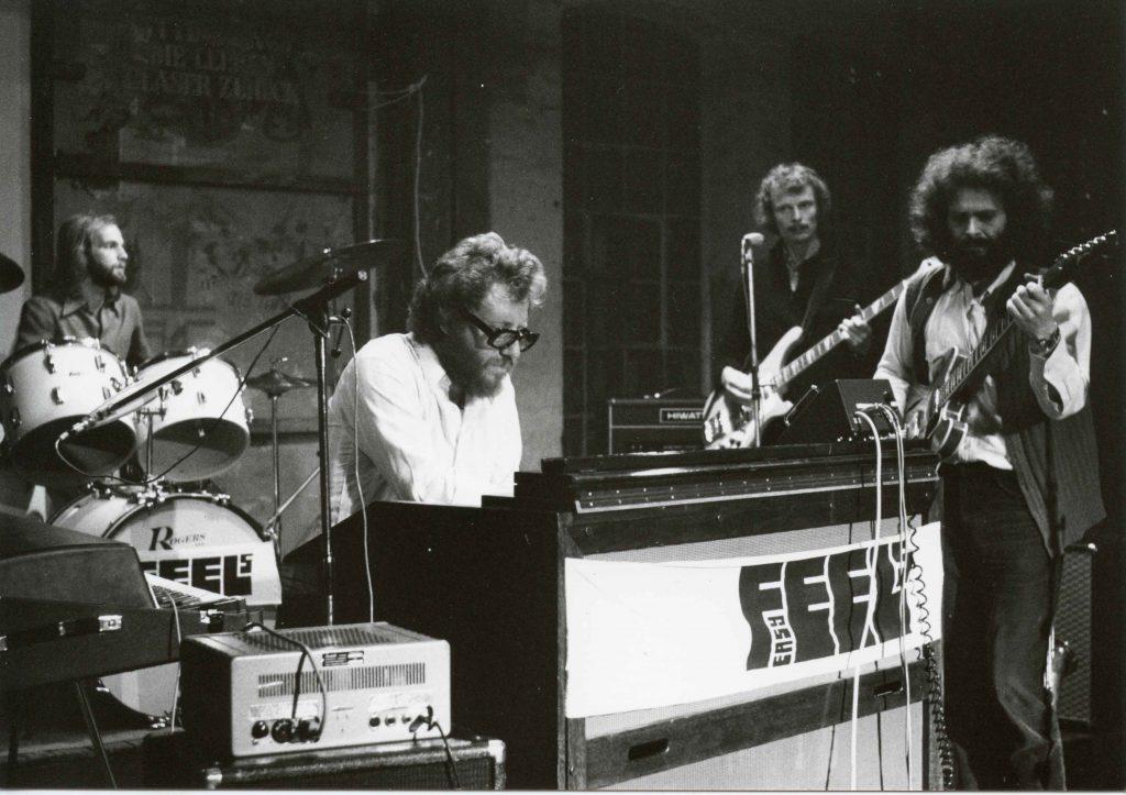 Rockmusik der 1970er, The Feels, Feels, Dudi Rohde, Musikclub Easy, Konzerttipp, White Cube, Bergedorf, Hamburg, Kultband