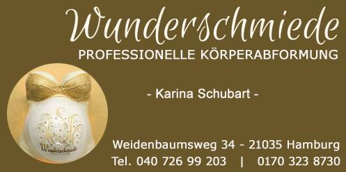 HeidivomLande, Bergedorf, der Bergedorfer Blog, Blogger, regionale Tipps, Wunderschmiede, Körperabformung, Karen Schubart, Baby
