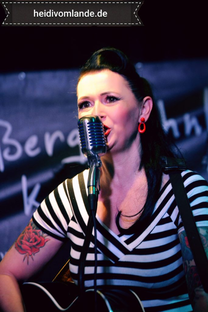 Bergedorf, Blog, HeidivomLande, Heidi vom Lande, Konzert, Club am Donnerstag, The Revolutionaires, UK, Swing, Rock´n Roll, Video, Bericht, Live dabei, Pin Sharps, Berlin