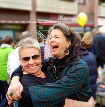 Am Brink, Flohmarkt, Musik, Nachbarschaftsfest, Rock am Brink, Strassenfest, 1. Mai 2017