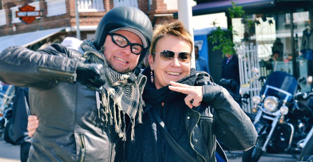 Harley Days 2018, Sylt, Hamburg, Großmarkt, Harley, Harley Davidson, Biker-Event, Biker-City-Event, Shows, Wall of Death, Musikprogramm, Flohmarkt, Reeperbahn, Motorrad, Biker, HEIDI VOM LANDE