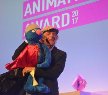 Hamburg Animation Award, Preisverleihung, Verleihung, Laudatio, Michael Coldewey, Regisseur, Sandra Mahn, NDR, Heidi vom Lande, Bloggerin, Bergedorf Blog, Handelskammer Hamburg