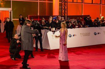 Goldene Kamera, 2018, Funke Mediengruppe, Gala, Musik, Schauspieler, TV, Serie, Verleihung, Preisträger, Fernsehfilm, Trophäe, gold, Hamburg, Naomi Watts