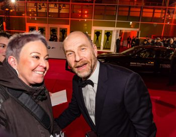 Götz Schubert, Goldene Kamera, 2018, Funke Mediengruppe, Gala, Musik, Schauspieler, TV, Serie, Verleihung, Preisträger, Fernsehfilm, Trophäe, gold, Hamburg