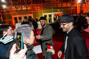 Goldene Kamera, 2018, Funke Mediengruppe, Gala, Musik, Schauspieler, TV, Serie, Verleihung, Preisträger, Fernsehfilm, Trophäe, gold, Hamburg, Mark Forster, Sing meinen Song, Gentleman