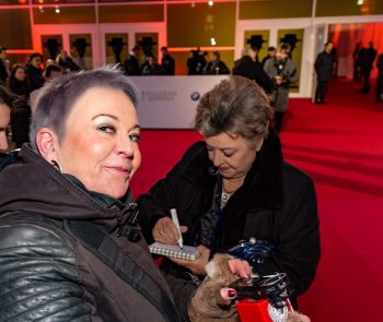 Goldene Kamera, 2018, Funke Mediengruppe, Gala, Musik, Schauspieler, TV, Serie, Verleihung, Preisträger, Fernsehfilm, Trophäe, gold, Hamburg, Marie-Luise Marjan