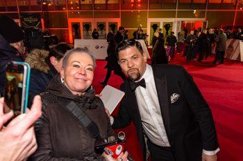 Goldene Kamera, 2018, Funke Mediengruppe, Gala, Musik, Schauspieler, TV, Serie, Verleihung, Preisträger, Fernsehfilm, Trophäe, gold, Hamburg, Tim Mälzer