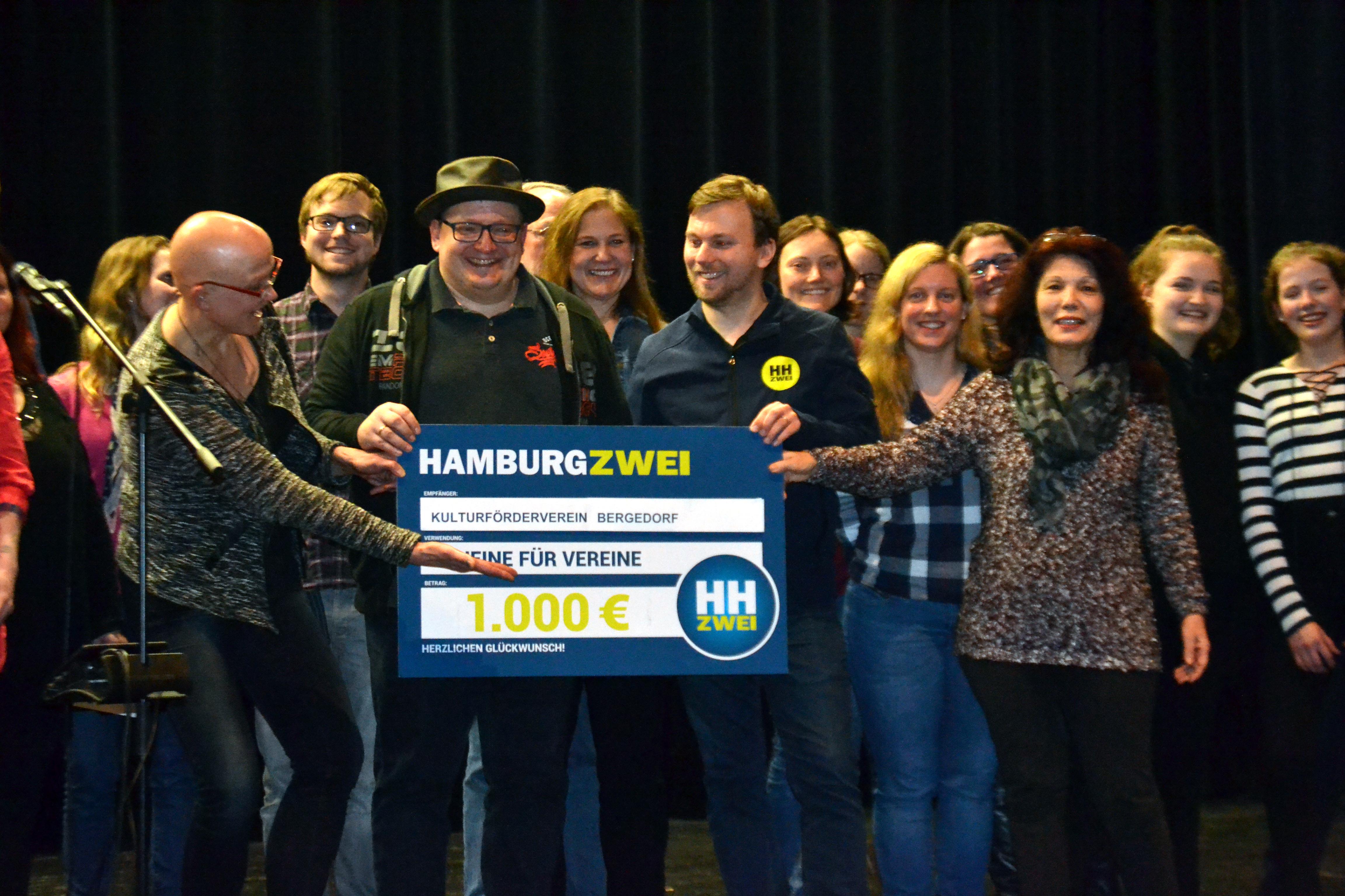 Scheine für Vereine, Hamburg Zwei, Fabian Kühne, Gewinn, Kulturförderverein Bergedorf, Der Drachenkönig, Musical, News Bergedorf, März 2018, HEIDI VOM LANDE