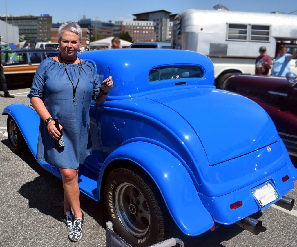 Street Mag Show, US-Car, V8, Motor, Rocksin, Band, Rock'n'Roll, Motor Event, Jubiläum, Stunt-Show, Corvette, Camaro, coole Jungs, Stunt-Show, Stahlkugel, Oldtimer, Hamburg, HEIDI VOM LANDE, Bergedorf Blog, Mopo-Insider