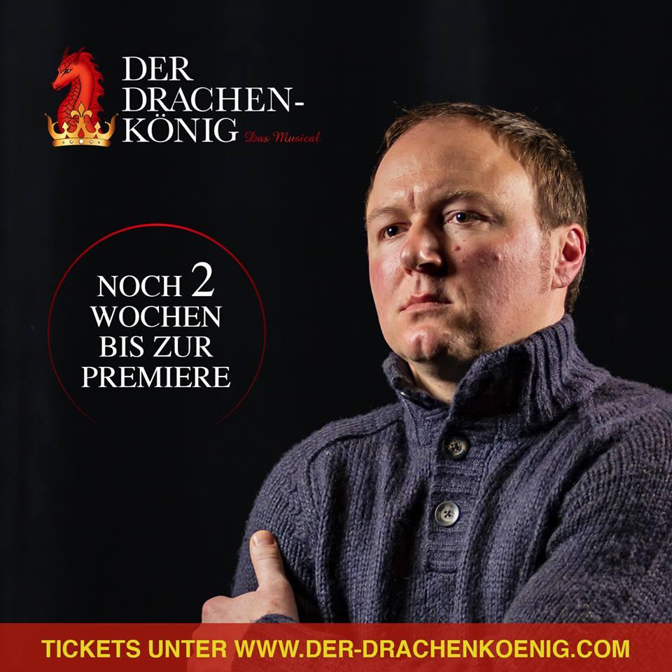 Kulturförderverein Bergedorf, Der Drachenkönig, Musical, News Bergedorf, 2018, neues Musical in Bergedorf, HEIDI VOM LANDE