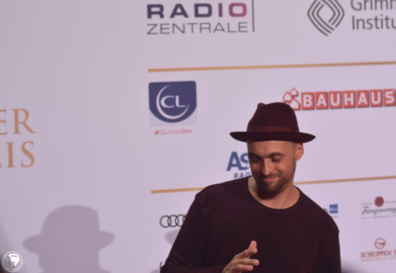 Deutscher Radiopreis 2018, Radiopreis, Lenny Kravitz, Barbara Schöneberger, Hamburg, Schuppen 52, Verleihung, Radiopreis-Gala, Gewinner, Radio, Hörfunk, Max Mutzke