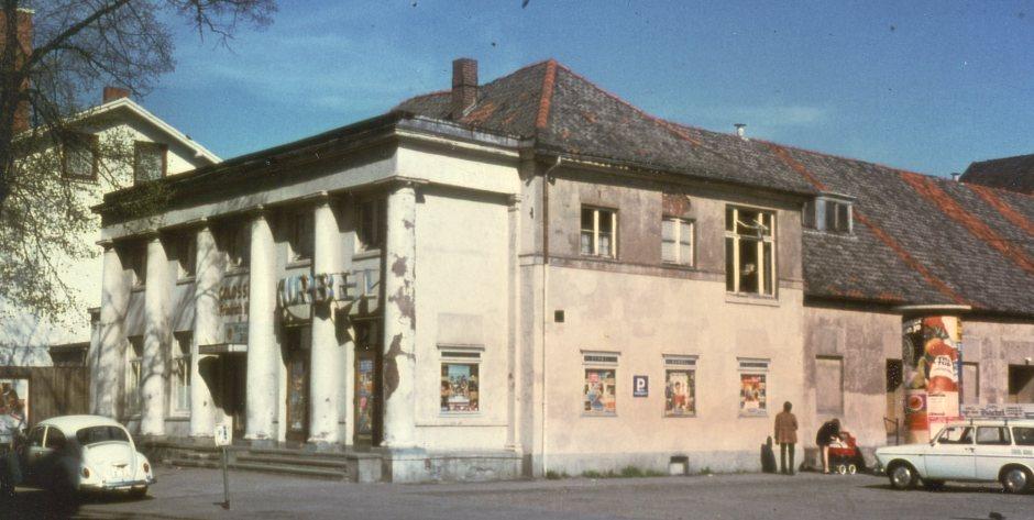 Kinogeschichte, Bergedorf, Collosseum Kurbel Kino, HaLiBü, Astra-Kino, Lichtspielhaus, Filmmuseum, Kinogeschichte, Kultur- und Geschichts-AG, Kinogeschichte in Hamburgs Osten, Kinos in den 1950er Jahren, Themenabend, Tipp, Veranstaltung