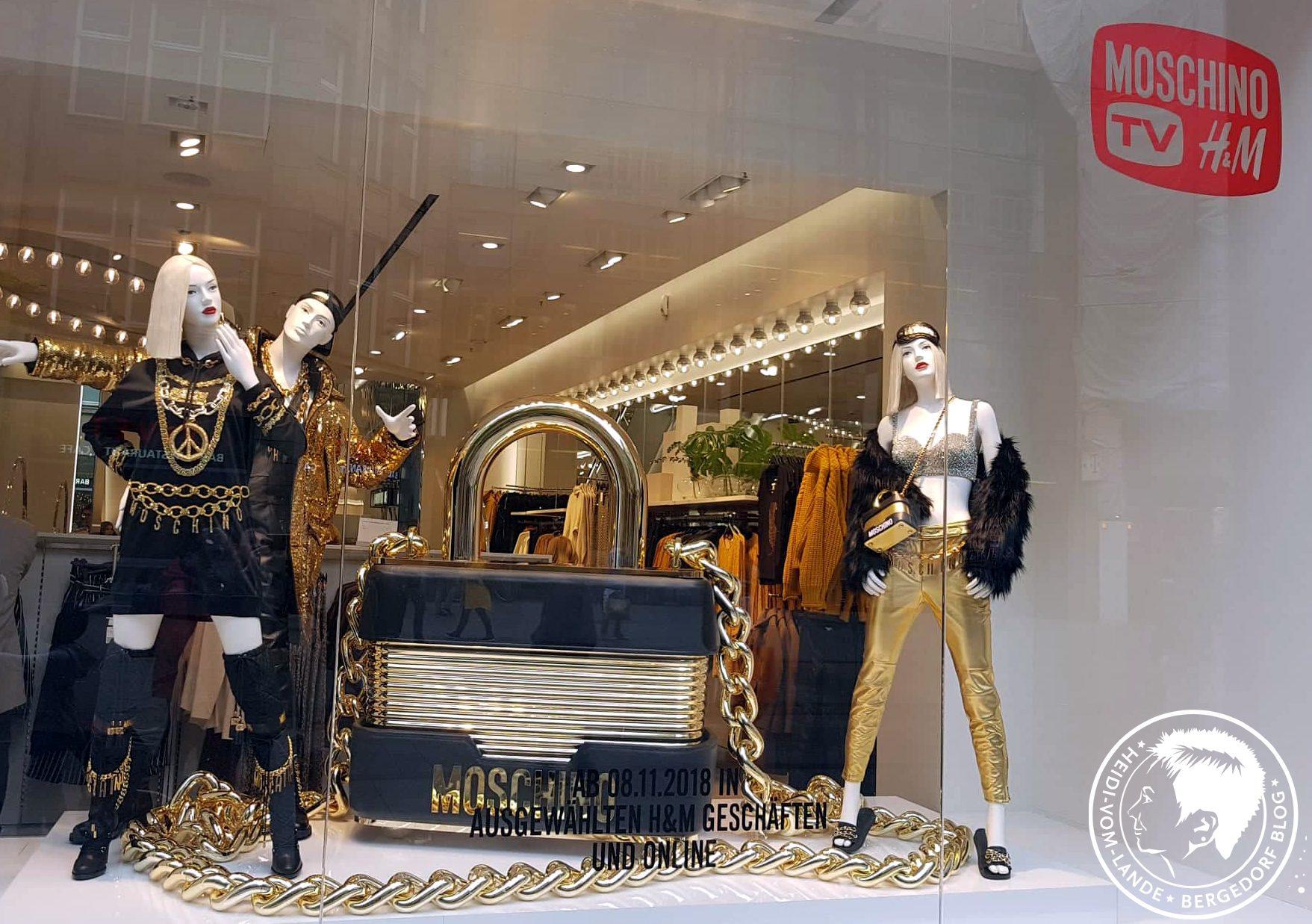Designerkollektion von Moschino und H&M! - Bergedorf: Blog HEIDI VOM LANDE