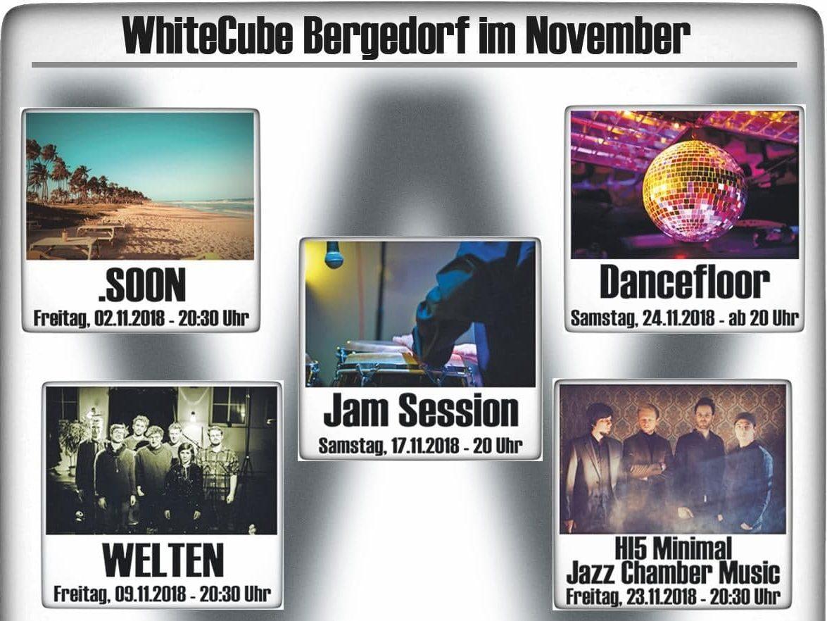 White Cube, Bergedorf, Club, Musik, Bands, Programm, Musikclub, November 2018, Band, Veranstaltungstipp, Veranstaltungen, HEIDI VOM LANDE, Bloggerin, Bergedorf Blog