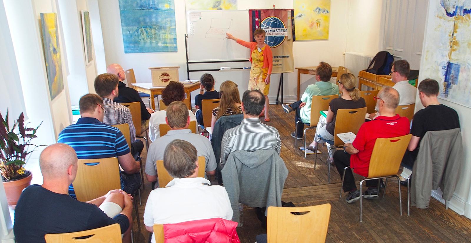 Redner, Rednerclub, Reden lernen, Rhetorikclub, Jubiläumsfest, Bergedorf, Hamburg, Veranstaltungstipp