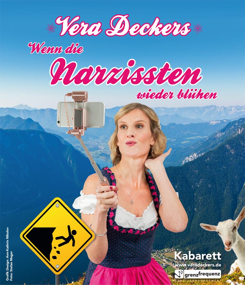 Vera Deckers, Kabarettistin, Speakerin, Coach, Comedy, Kölnerin, Veranstaltungstipp, Hamburg, Bergedorf, Lola, Gewinnspiel