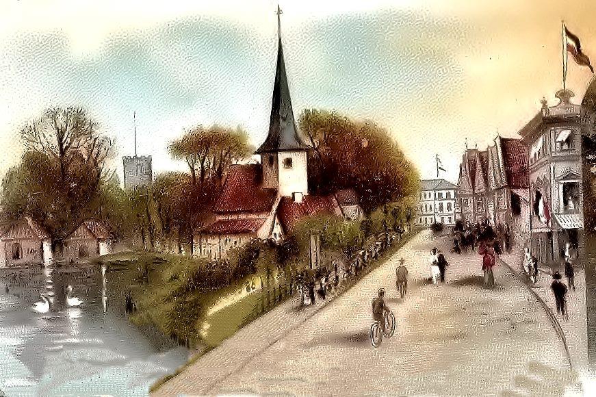 Ronald Hartmann, Geschichte, Bergedorf, Zeitreise, Autor, historische Postkarten, Sammlung, Kultur, 100 Jahre Bergedorf, News