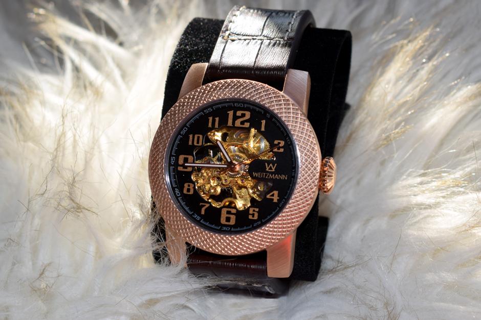 Otto Weitzmann, Uhren, Bauhaus-Uhr, Chronograph, Fliegeruhr, Limitierte Edition, Automatikuhr, Sportuhr, Premium Uhr, Augsburg