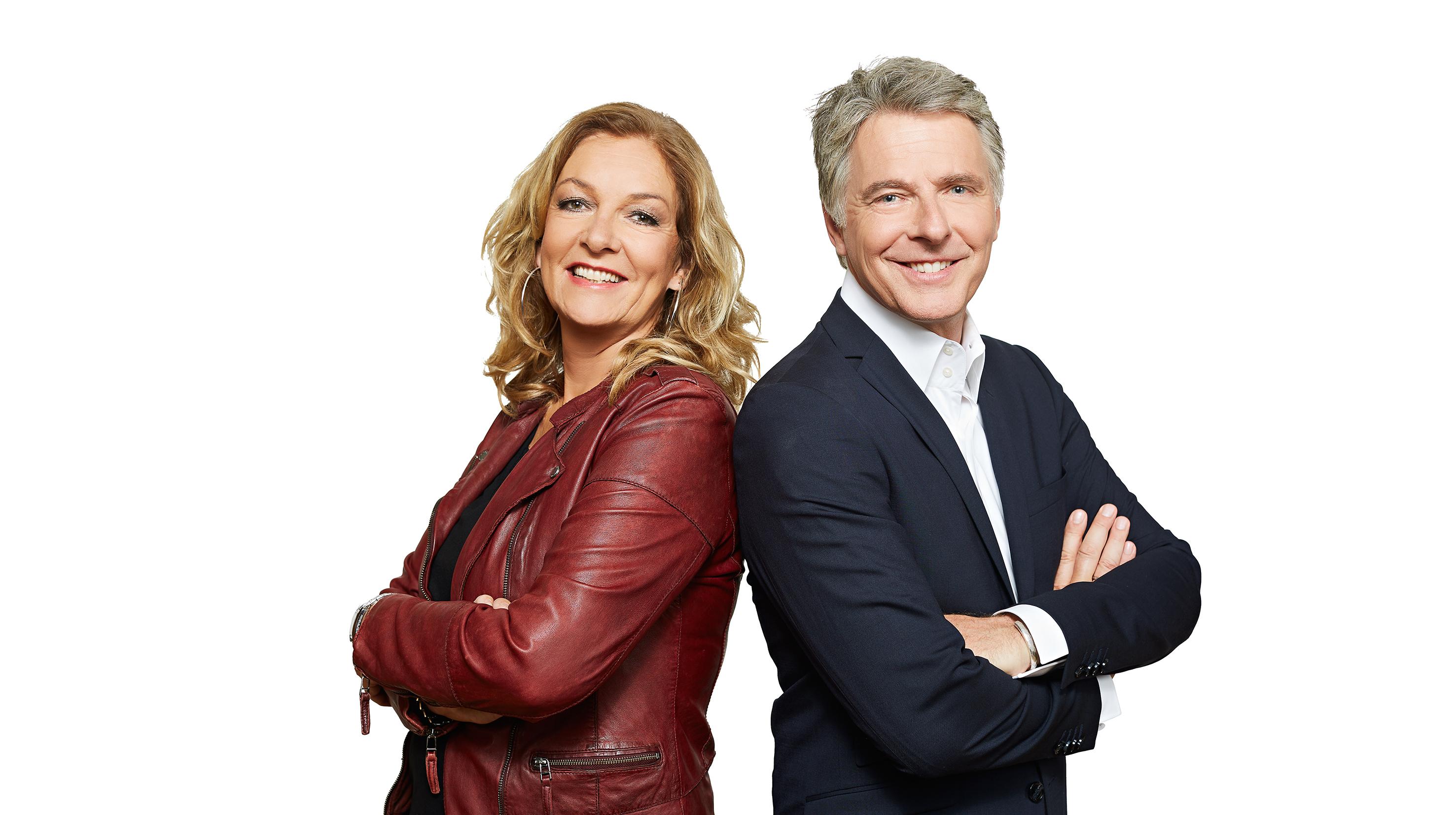NDR Talk Show, Bettina Tietjen, Jörg Pilawa, Talk-Partner, Hannover, NDR, Fernsehen, News, Nachrichten