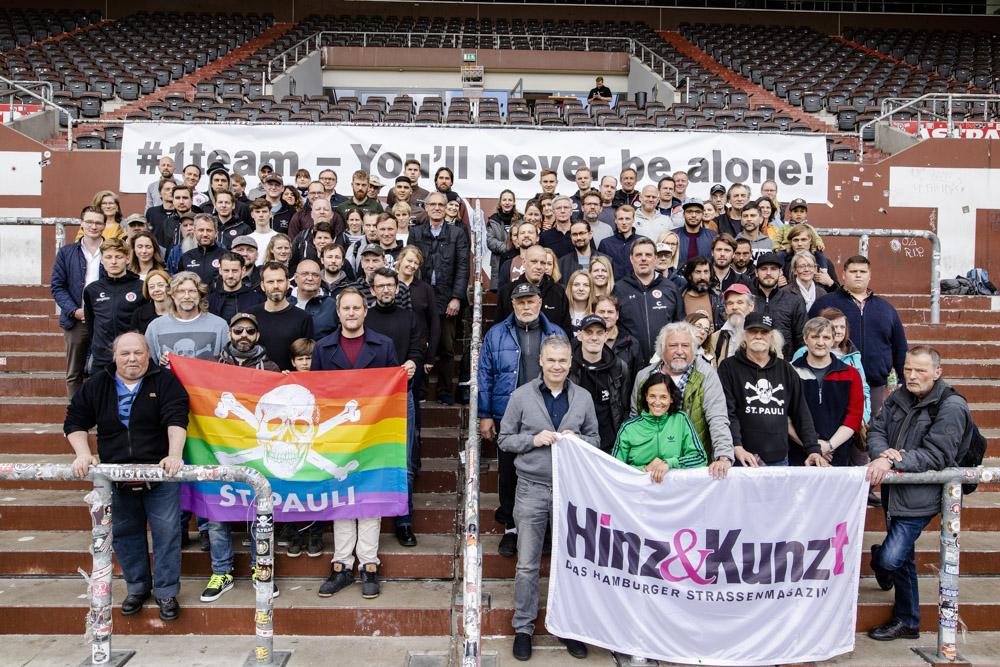 St. Pauli im Extraheft – Einen einmaligen Blick hinter die Kulissen des magischen FC