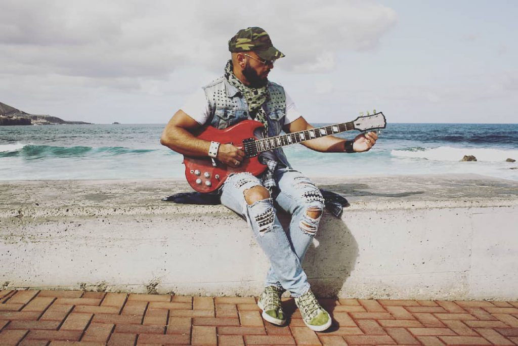 Fabio Ebasta, Gitarrist, Turin, Las Palmas, Bonesetter, Fabio Rock, Berlin, Konzert Hamburg, Chattahoochee, Veranstaltung