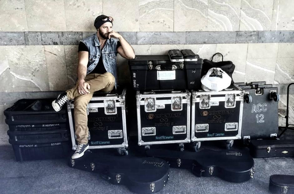 Fabio Ebasta: Aus dem Hafenviertel Las Palmas in die hippe Musikmetropole Hamburg