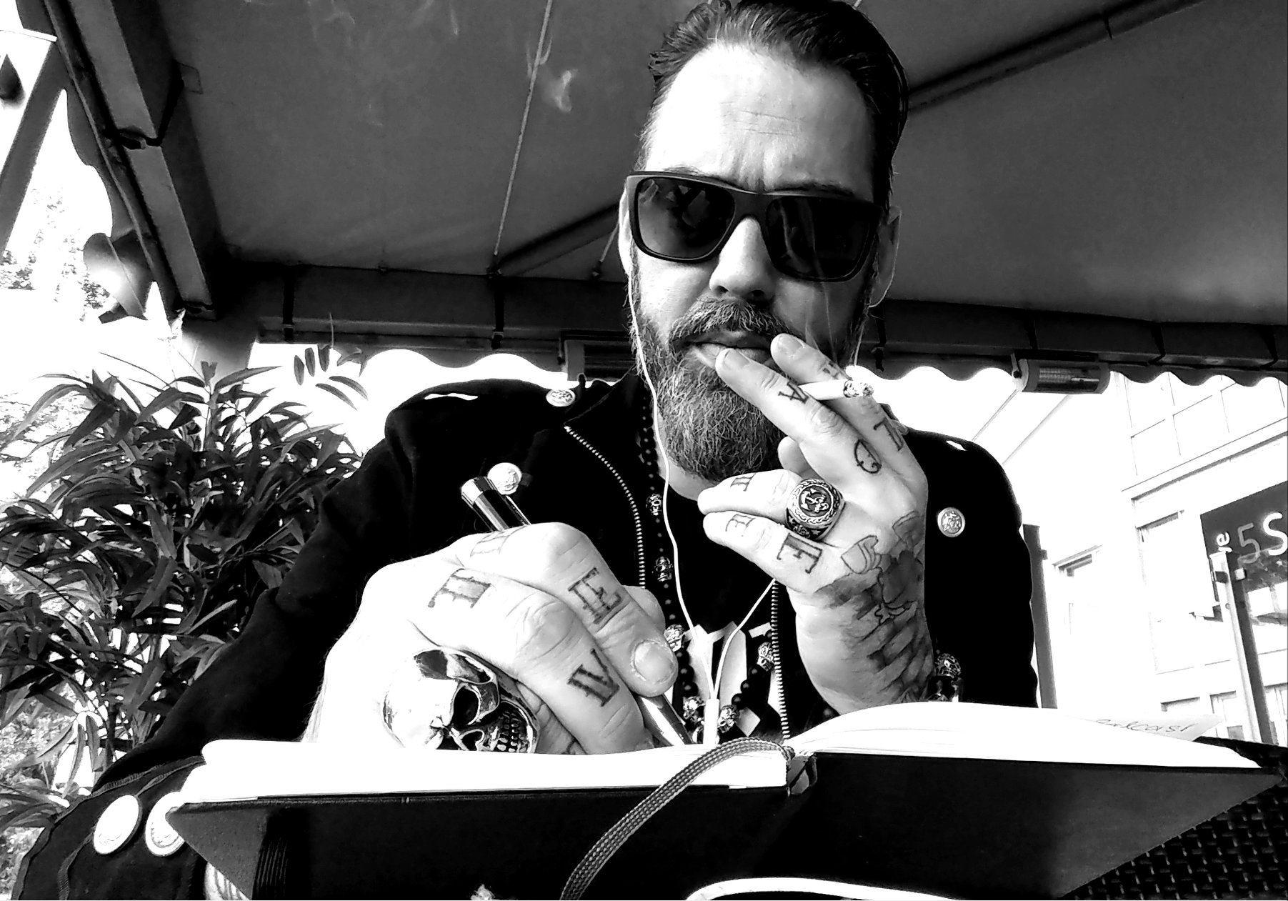 Ex-BTN-Star Theo ist ein nicht vorbildliches Vorbild: Ranndy Frahm im Interview über Hamburger Zeiten, Drogen & soziale Projekte!