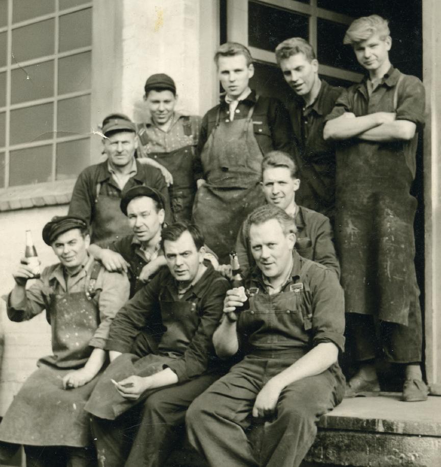 Leben und Arbeiten am Brookdeich – Historische Eindrücke beim Grillfest