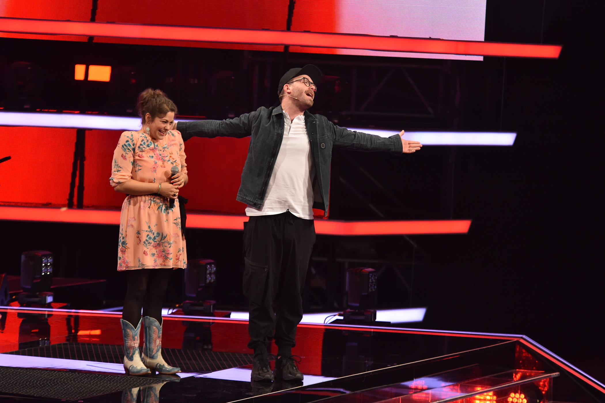 The Voice of Germany, Fidi Steinbeck, Team Mark, Mark Forster, Staffel 9, The Voice of Germany-Coaches, Pro 7, TV, Fernsehen, Cello, Hamburg, Bergedorf, Coaches, The Voice 2019, Musikfans, Musik, Musikerin