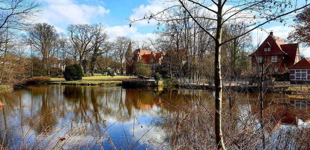 Bergedorf, Hamburg, Veranstaltungen, Touristeninformation, Bergedorfer Schloss, Serrahn, schöner Platz