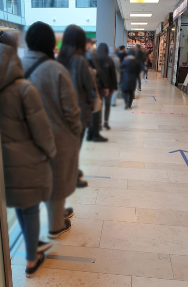 TK Maxx, Wiedereröffnung nach Corona, CCB, City Center Bergedorf, Shopping, Hamburg, Bergedorf