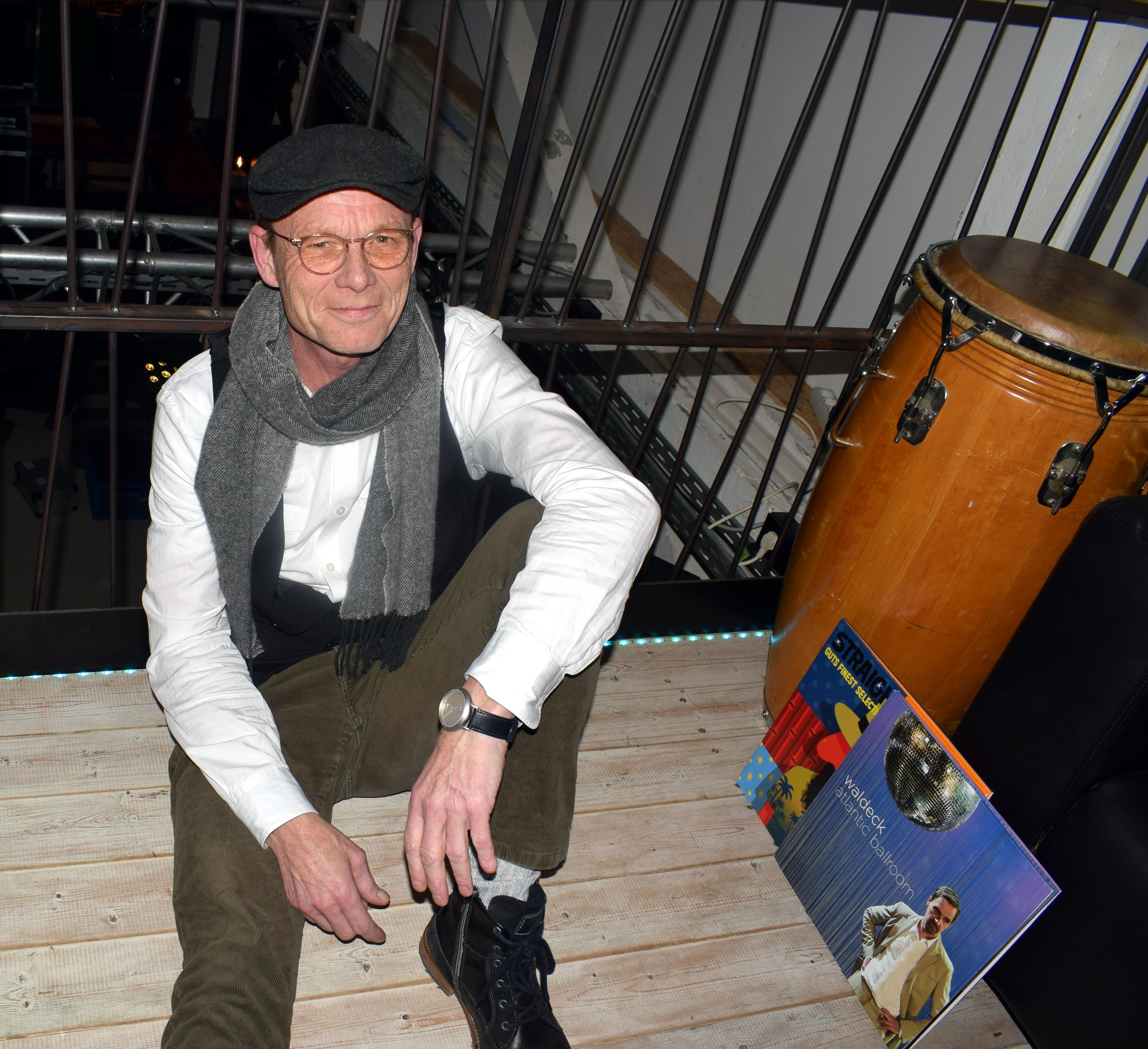 DJ Kalle, Serie, DJs, Bergedorf, Hamburg, Soul, Jazz, Live-Stream, direkt vom Plattenteller, straight from the decks, Party, Stimmung