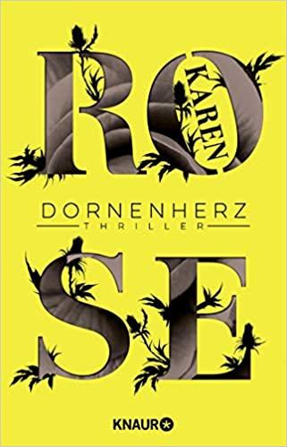 Thriller, Gewinnspiel, Dornenherz, Knaur, Bestseller, Autorin, Spiegel, Literatur, Karen Rose, Blog-Gewinnspiel