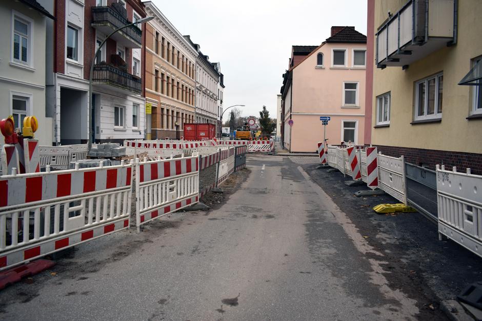 Verkehrseinschränkungen, Bleichertwiete, Bergedorf-Süd, Sanierung, Soltaustraße, Brookstraße, Grundinstandsetzung, News
