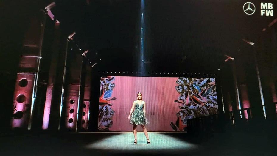 Mercedes Benz Fashion Week Berlin, Fashion Week Berlin, Designer, Label, Laufsteg, Font Row, kein Publikum, digitale Vorstellung, Danny REinke, Tom va der Borght, Lana Müller, MC Cain, Mode, Herbst, Winter 21, Modemesse