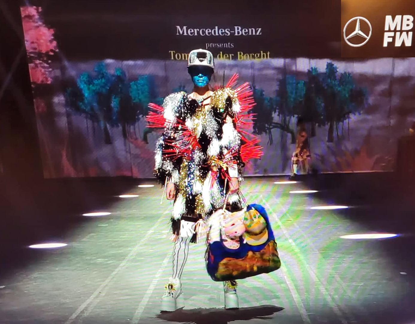 Mercedes Benz Fashion Week Berlin, Fashion Week Berlin, Designer, Label, Laufsteg, Font Row, kein Publikum, digitale Vorstellung, Danny Reinke, Tom van der Borght, Lana Müller, MC Cain, Mode, Herbst, Winter 21, Modemesse