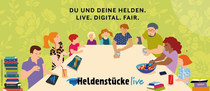 Bücher, Frühling, Bücherfrühling, digital, Heldenstücke, Hamburg, Rund ums Buch, Neuerscheinungen
