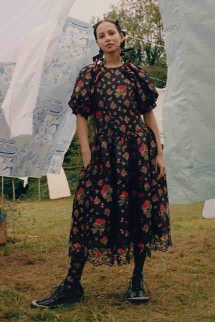 HundM, Simone Rocha, collaboration, internationale Modedesignerin, Irland, Fashion News, 2021