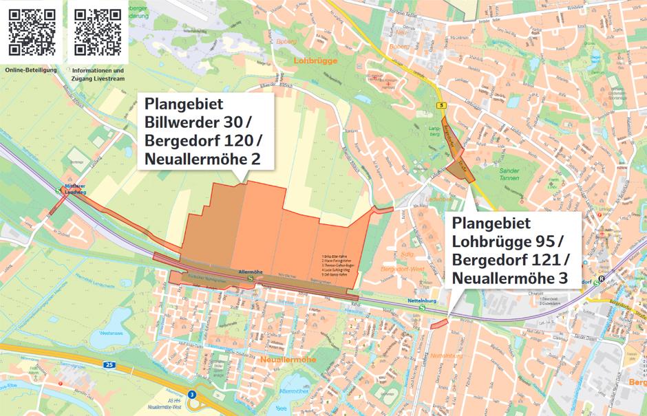 """Oberbillwerder, IBA Hamburg, Infoveranstaltung zu Freizeit und Sport, 105. Hamburger Stadtteil, Modellstadtteils """"Active City"""" im Südosten Hamburgs, Bezirksamt Bergedorf, News, Nachrichten"""